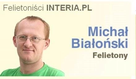 Michał Białoński. /INTERIA.PL