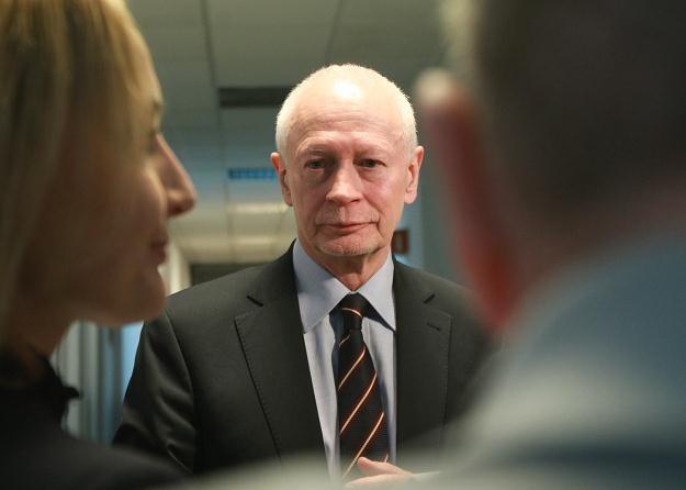 Michał Boni, fot. Radek Pietruszka /PAP