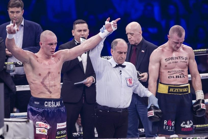 Michał Cieślak (z lewej) i Nikodem Jeżewski /fot. Tomasz Gola /East News