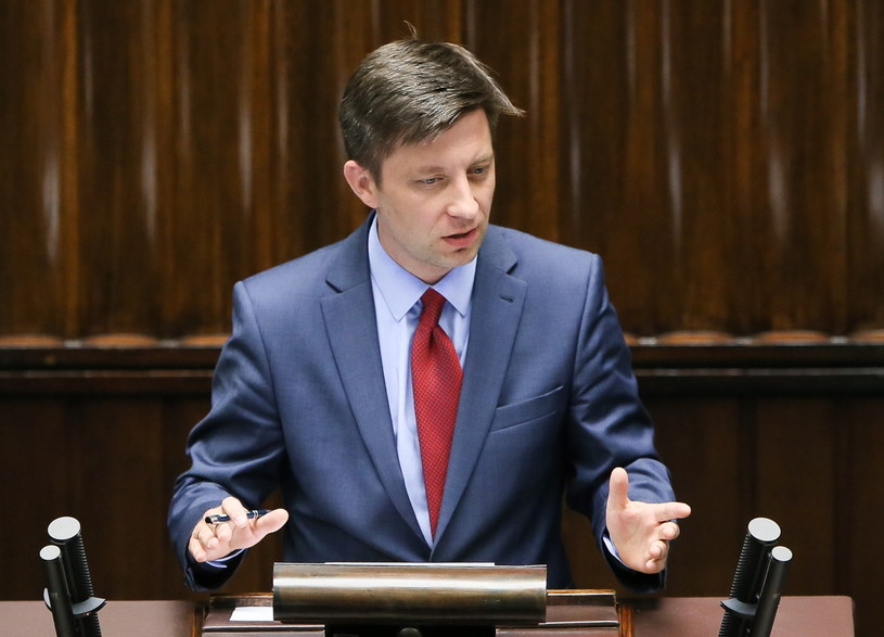 Michał Dworczyk, poseł PiS /Paweł Supernak /PAP