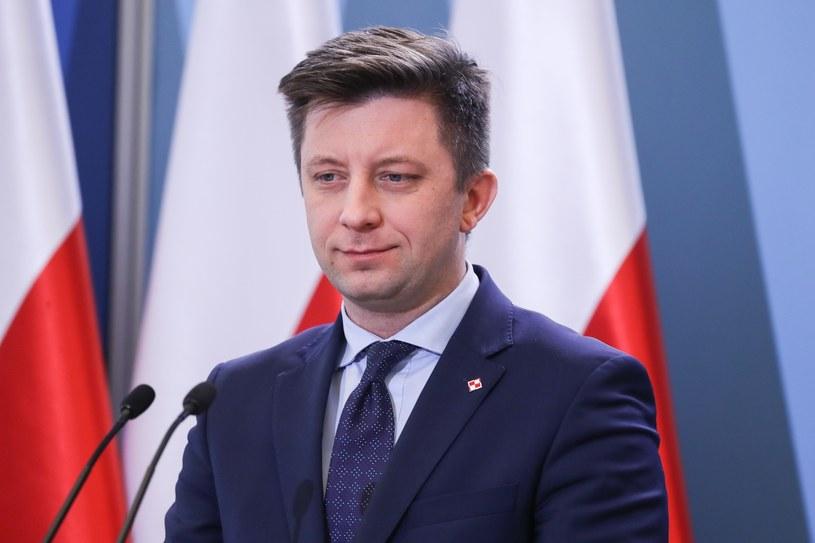 Michał Dworczyk: Trudno się zgodzić z wypowiedzią premiera Olszewskiego /Aleksandra Szmigiel /Reporter