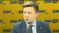 Michał Dworczyk w Popołudniowej rozmowie w RMF FM