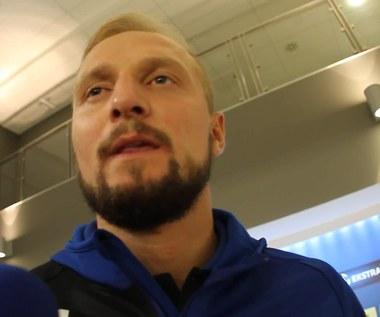 Michał Gliwa: Pierwszy raz mam czyste konto. Wideo