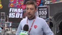 Michał Jeliński wspiera WOŚP