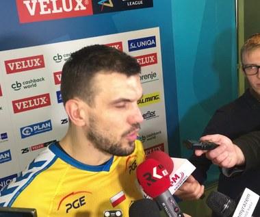Michał Jurecki po meczu z SG Flensburg Handewitt. Wideo
