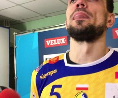 Michał Jurecki skomentował porażkę z Montpellier HB. Wideo