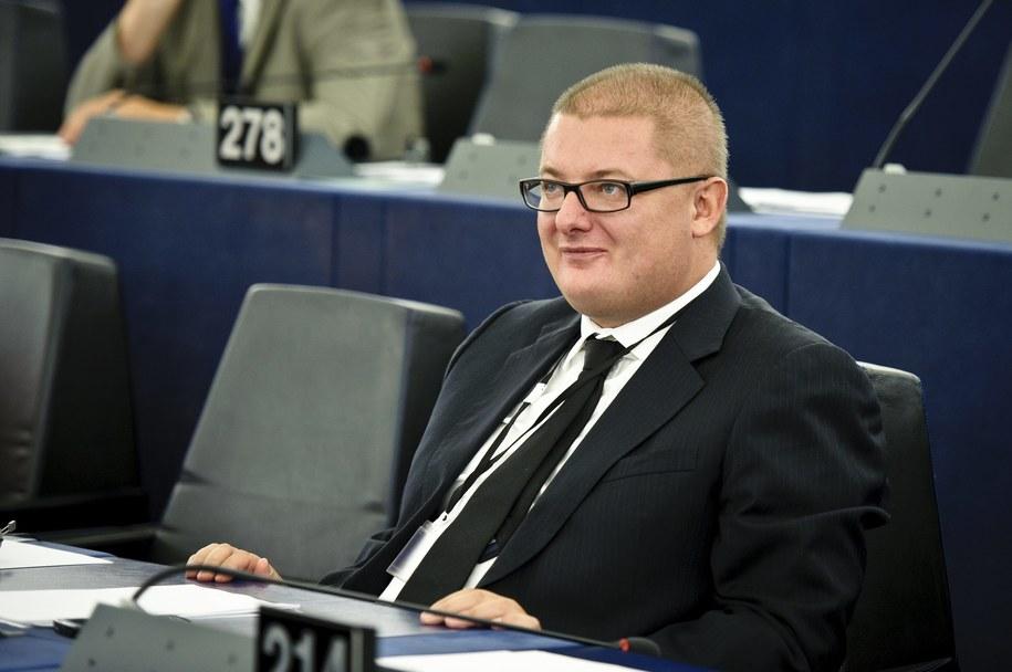 Michał Kamiński /Wiktor Dabkowski    /PAP