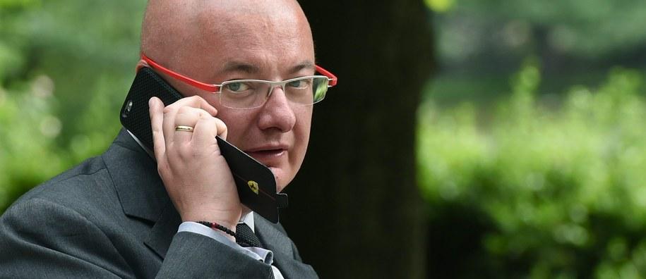 Michał Kamiński /Radek Pietruszka /PAP
