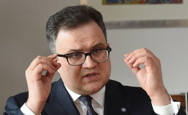 Michał Krupiński odwołany z funkcji prezesa zarządu PZU