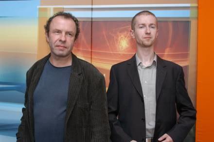 Michał Lorenc (z lewej)/fot. P. Boruta /MWMedia