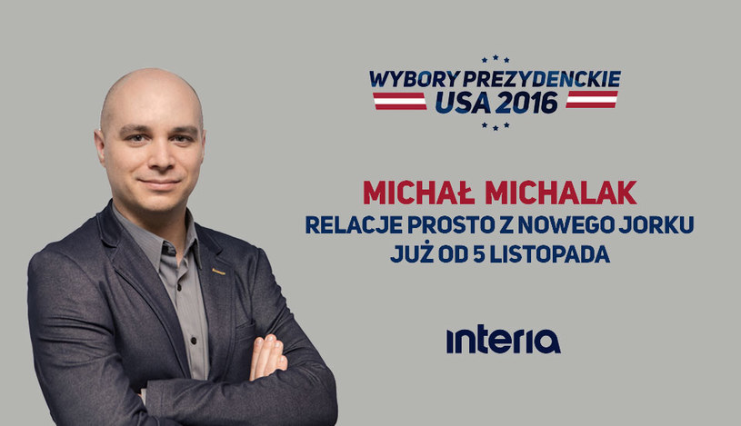 Michał Michalak dziennikarz serwisu Fakty /INTERIA.PL