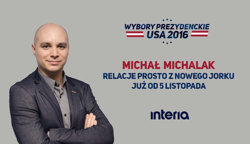 Michał Michalak jest dziennikarzem serwisu Fakty /