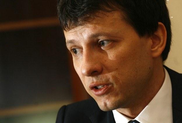 Michał Michalak, rzecznik Praw Dziecka /Tomasz Pietrzyk /Reporter