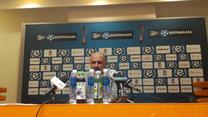 Michał Probierz po meczu z Sandecją 1-1 (wideo)