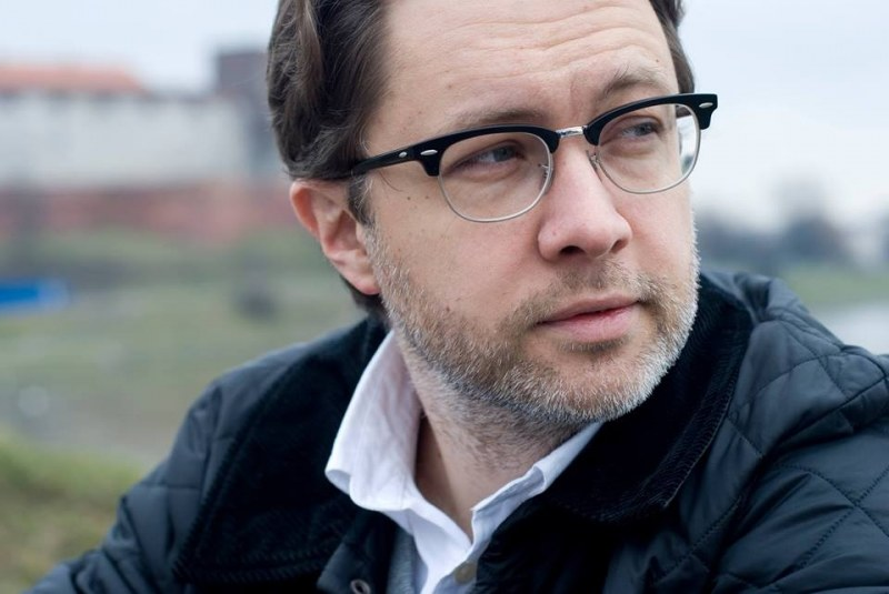 Michał Rusinek /materiały prasowe
