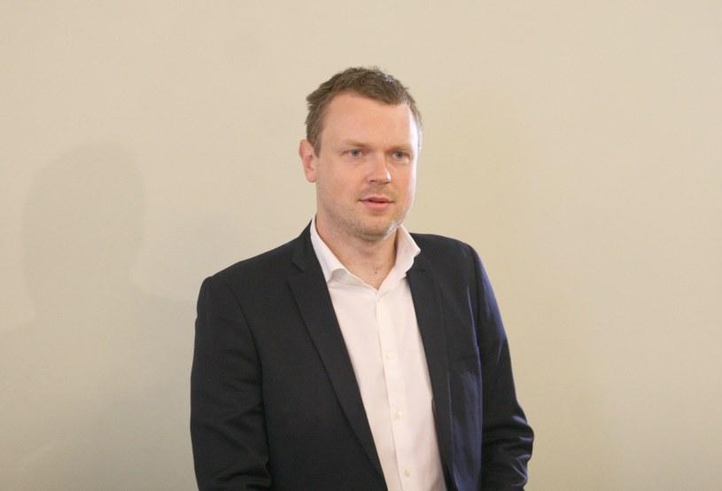Michał Tusk /Agencja SE /East News