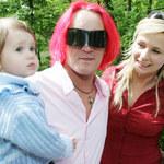 Michał Wiśniewski był bardzo zaskoczony, gdy zobaczył swoją córkę!