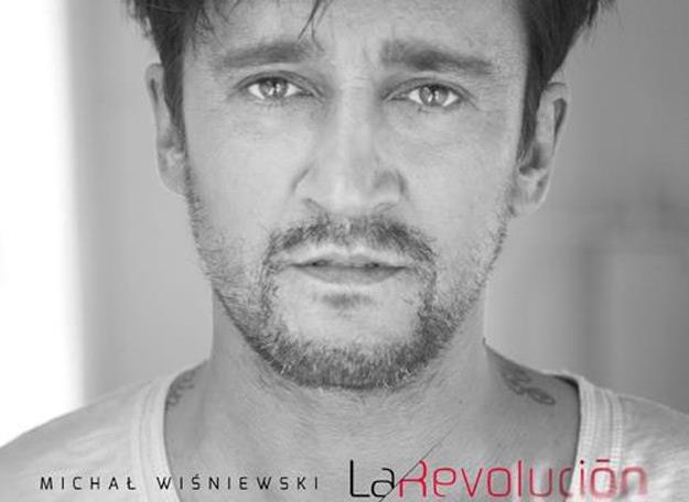 """Michał Wiśniewski na okładce płyty """"La Revolucion"""" /My Music"""