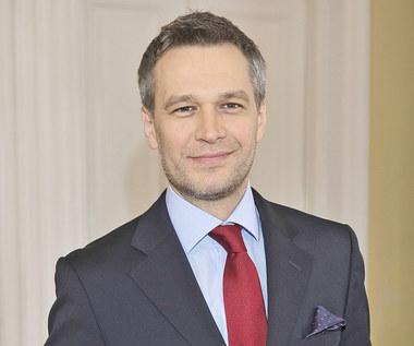 """Michał Żebrowski: """"Wiedźmina"""" można zrobić na miarę """"Władcy Pierścieni"""""""