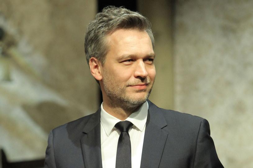 Michał Żebrowski /MWMedia