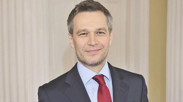 Michał Żebrowski /Baranowski Michał  /AKPA