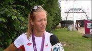 Michalska: Nasz trener zasłużył na diamentowy medal