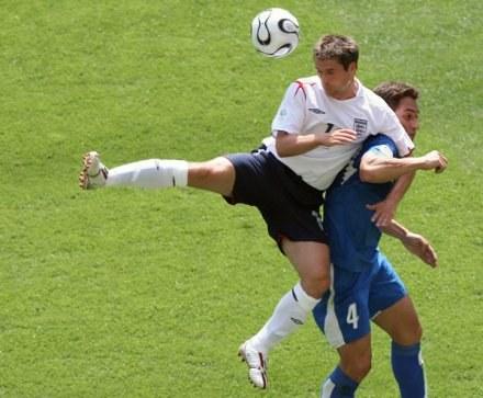 Micheal Owen nie znalazł uznania w oczach Fabio Capello. /AFP