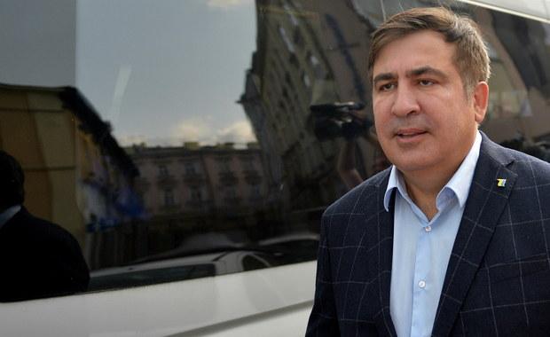 Micheil Saakaszwili może zostać deportowany do Polski
