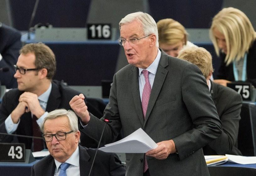 Michel Barnier /Patrick Seeger  /PAP/EPA