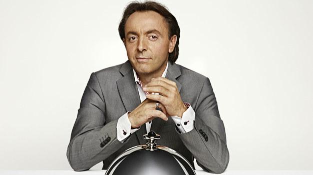 """Michel Moran jest szefem kuchni w restauracji """"Bistro de Paris"""" w Warszawie. /fot  /materiały prasowe"""