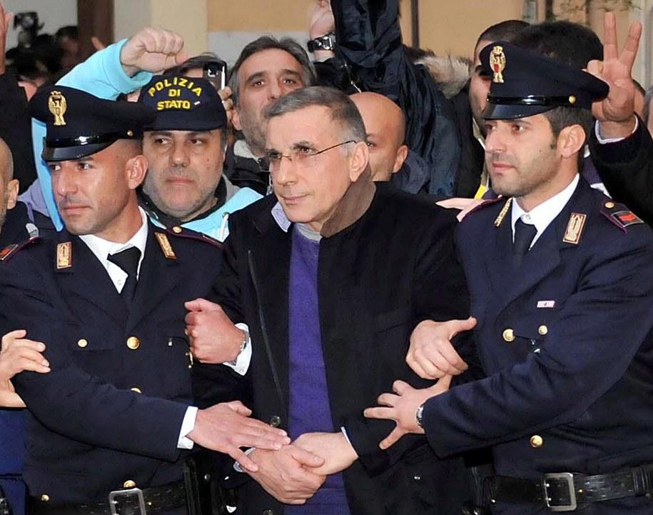 Michele Zagaria /CESARE ABBATE /PAP/EPA