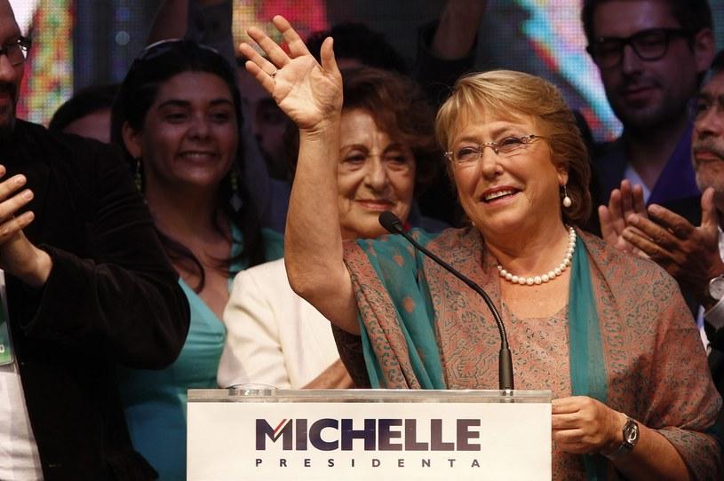 Michelle Bachelet /PAP/EPA