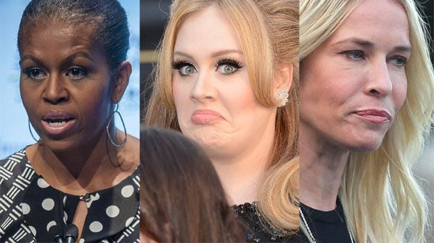 Michelle Obama, Adele i Chelsea Handler nie były mile widziane na pogrzebie Joan Rivers /Getty Images