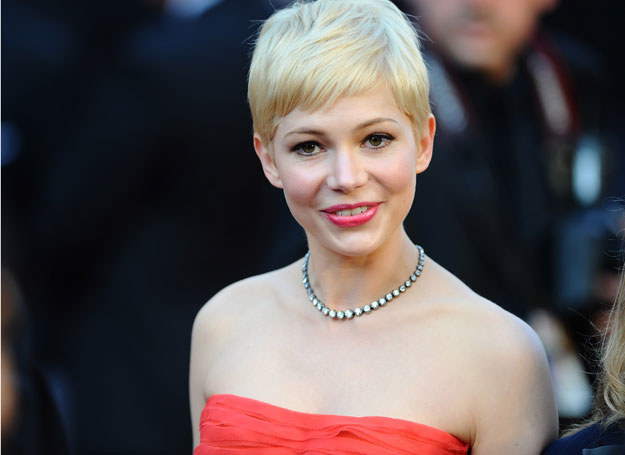 Michelle Williams w tym roku nie dostała Oscara /Getty Images/Flash Press Media