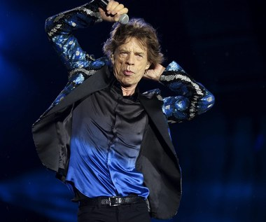 Mick Jagger po raz ósmy został ojcem. Matką dziecka - 29-letnia tancerka