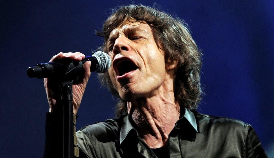 Mick Jagger /EPA/FACUNDO ARRIZABALAGA /PAP/EPA