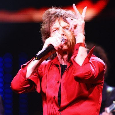 Mick Jagger /arch. AFP