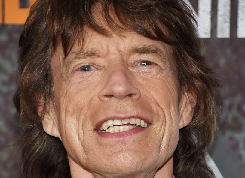 Mick Jagger /Getty Images