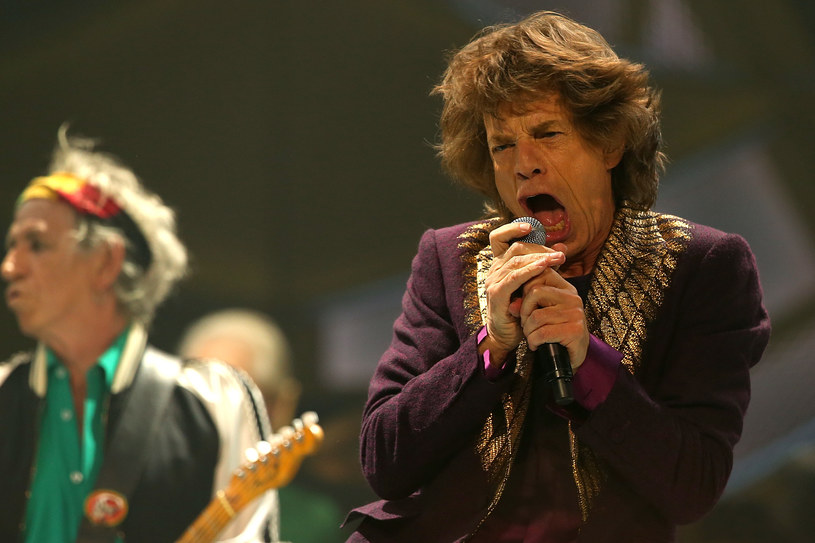 Mick Jagger /Paul Kane /Getty Images