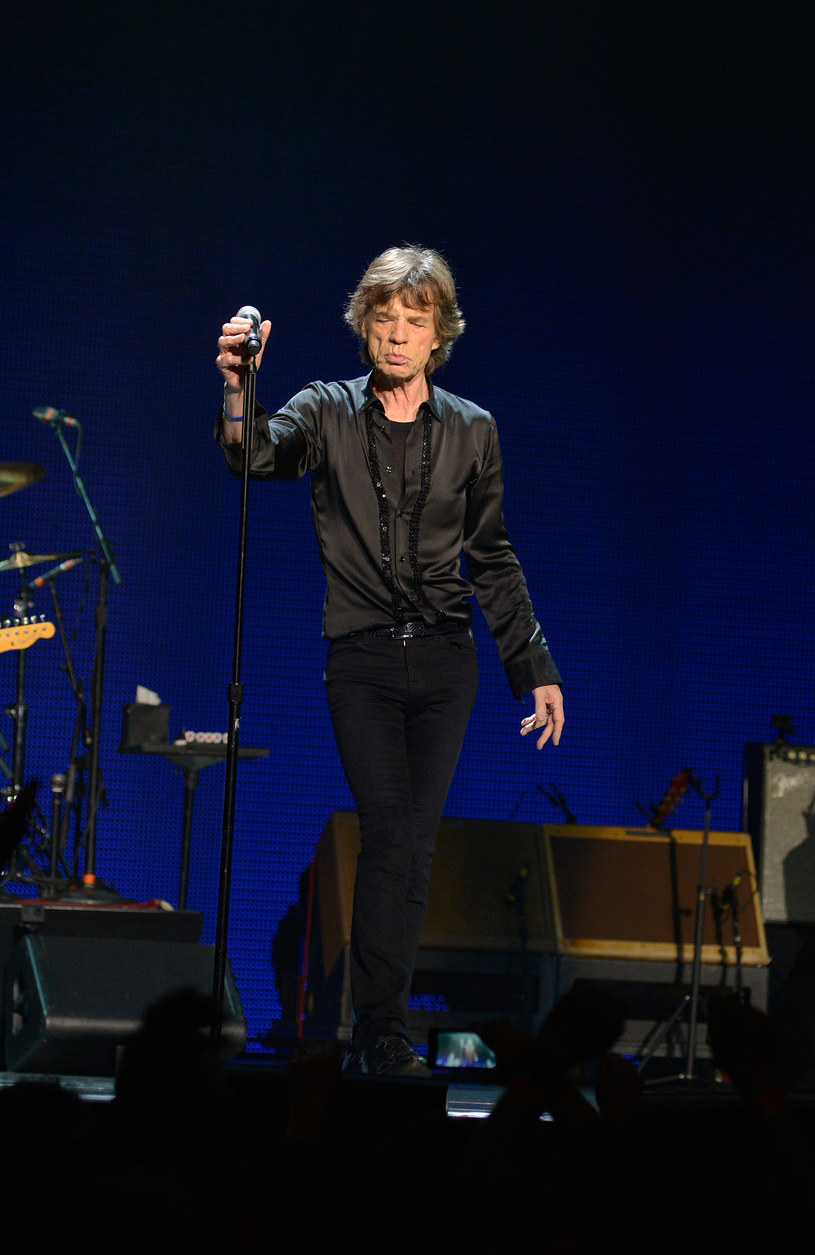 Mick Jagger /Paul Marotta /Getty Images