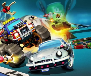 Micro Machines World Series - recenzja