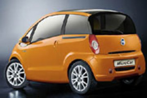 MicroCar od Fiata