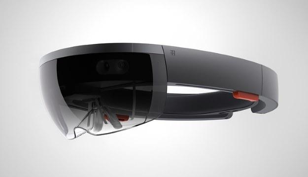 Microsoft HoloLens - tak wyglądają specjalne okulary /materiały prasowe