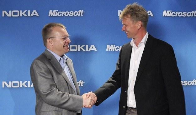 Microsoft i Nokia planują ekspansję na zupełnie nowych dla siebie rynkach /AFP