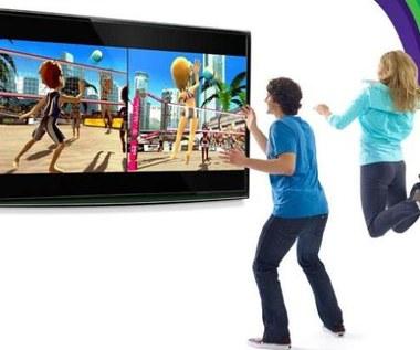 Microsoft Kinect - granie bez kontrolera
