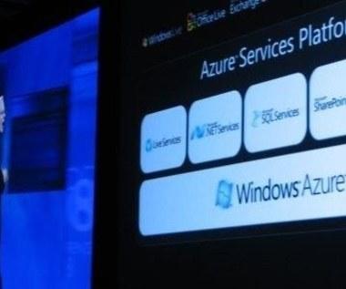 Microsoft komercjalizuje Windows Azure
