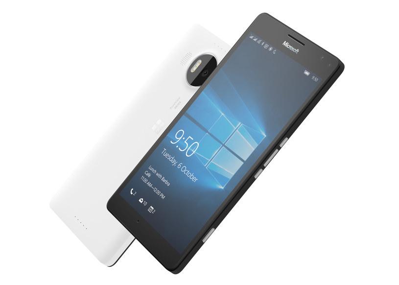 Microsoft Lumia 950XL /materiały prasowe