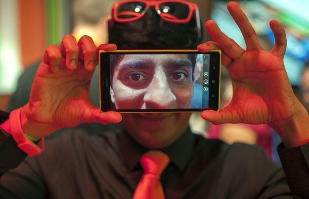 Microsoft nie porzuci marki Nokia /AFP
