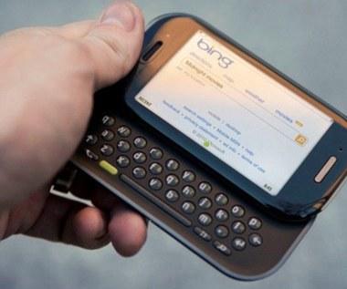 Microsoft przedstawia telefony KIN
