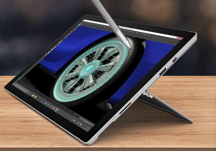 Microsoft Surface Pro 4 /materiały prasowe